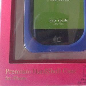 kate spade Accessories - New - Kate Spade - Retro Stripe Hardshell